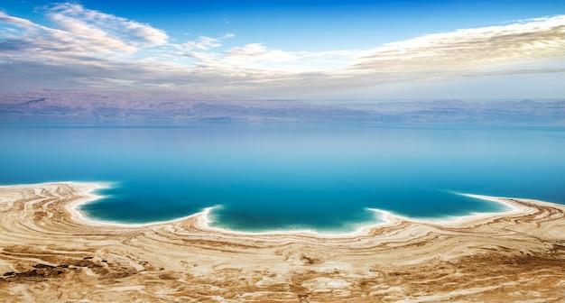 Mar muerto en israel