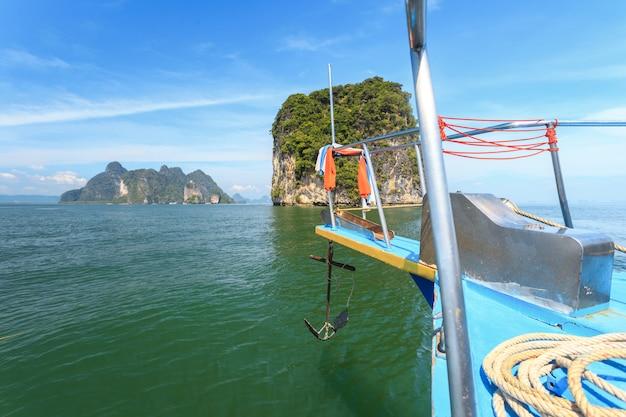 Mar tropical vacaciones.