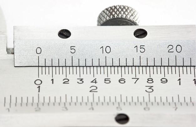 Marcar calibradores a vernier macro