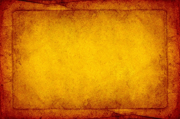 Marco abstracto antiguo fondo de textura de grunge de papel marrón.