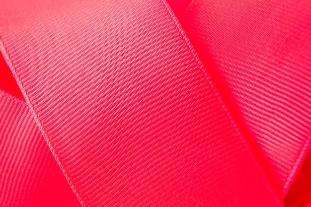 Marco completo de cinta roja