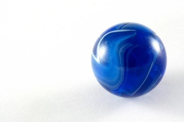 Mármol azul close up