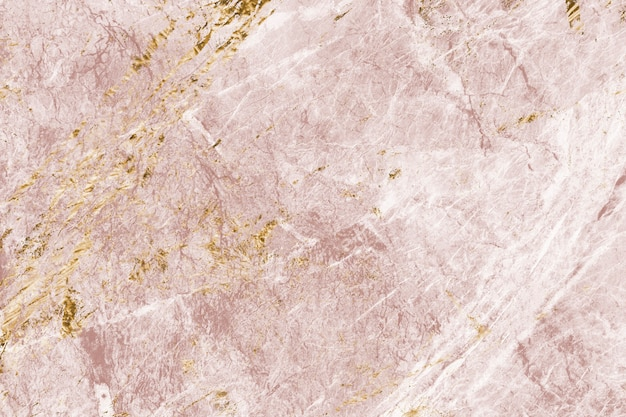 Mármol rosa y dorado con textura