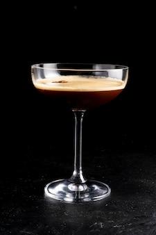Martini expresso.