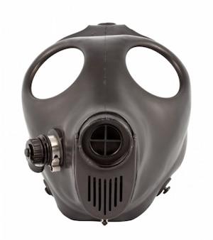 Máscara de gas psd archivo