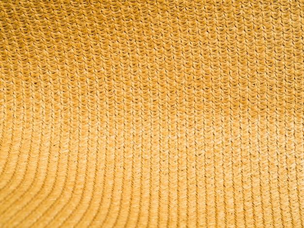 Material de tela de tela de primer plano