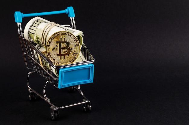 Medios de pago de criptomonedas bitcoin btc en el sector financiero