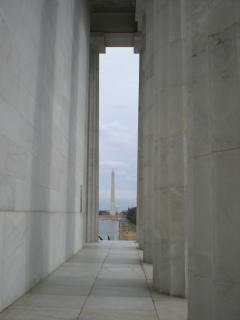 Memorial vista