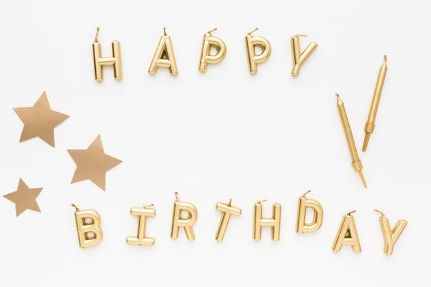Mensaje de feliz cumpleaños para fiesta