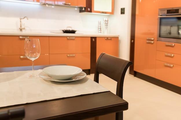 Mesa servida