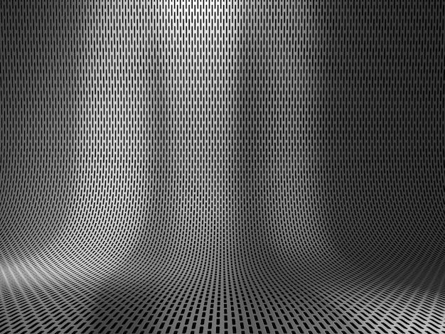 Metal perforado