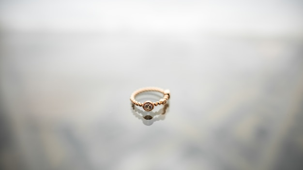 Metal pulsera preciosa cadena de lujo brillante
