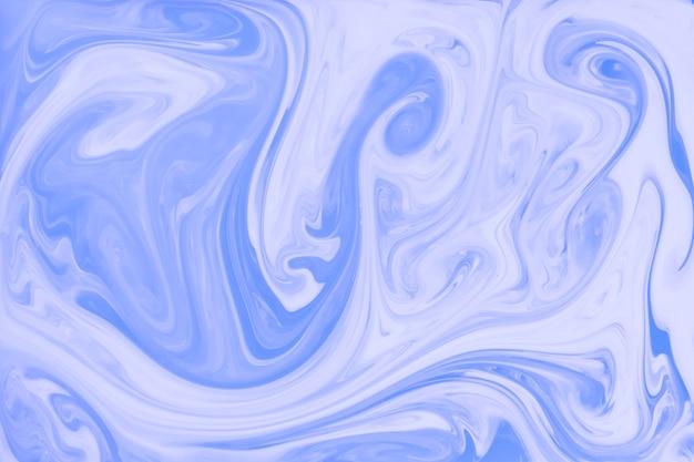 Mezcla de telón de fondo de pintura acrílica púrpura.