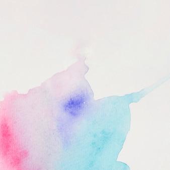 Mezcla de tinte colorido