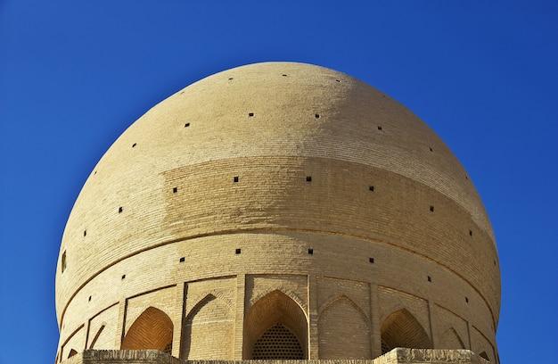Mezquita agha bozorg, kashan, irán