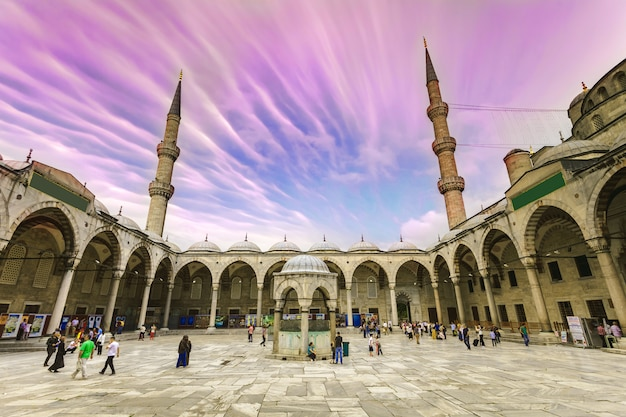 Mezquita azul sultán ahmet cami