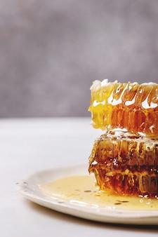 Miel en panales