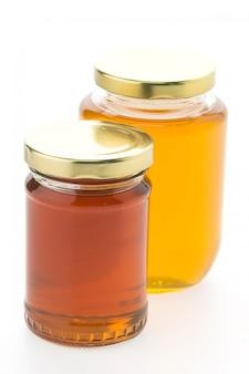 Miel en tarros