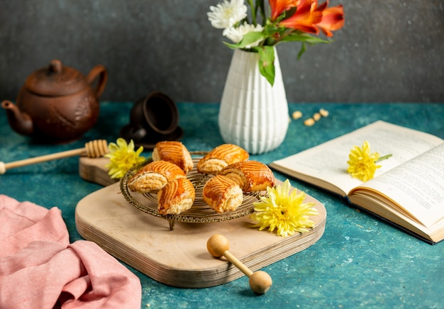 Mini keta dulzura oriental tradicional