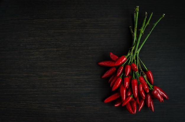 Mini pimientos rojos picantes