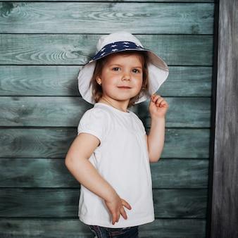 Moda niña bebé vestido en verano en panamá