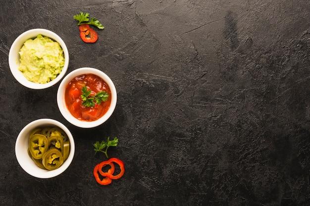 Mojando en salsa