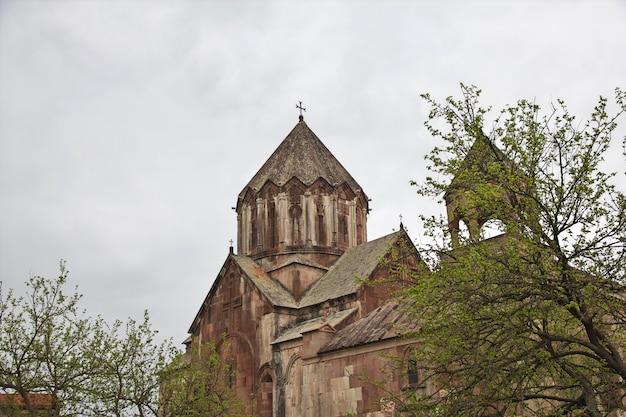 Monasterio gandzasar en nagorno - karabakh, cáucaso