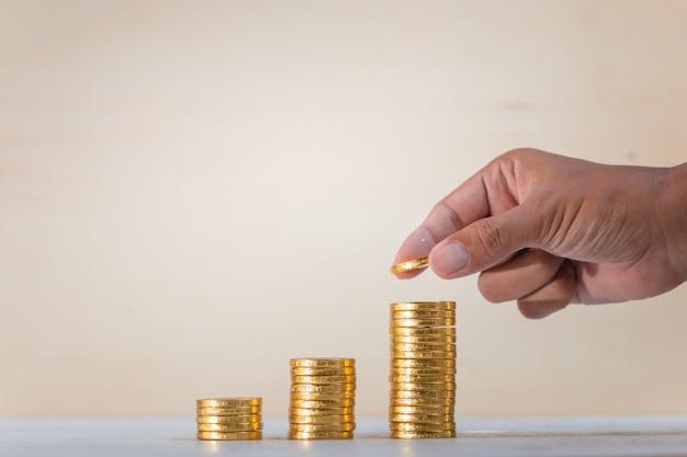 Monedas de mano