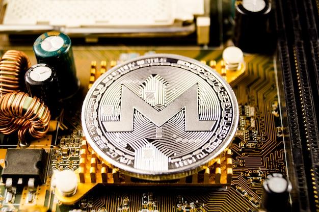 Monero es una forma moderna de cambio y esta moneda criptográfica.