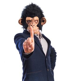 Mono, contar, uno