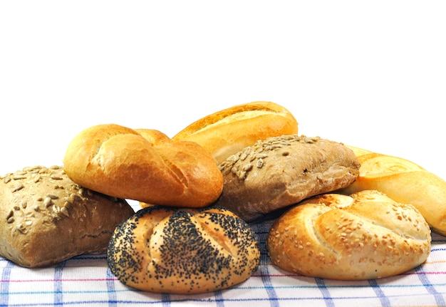 Montaña de pan