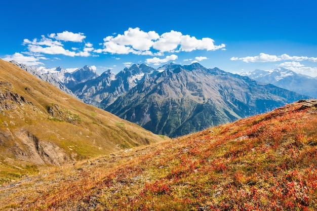 Montañas del cáucaso