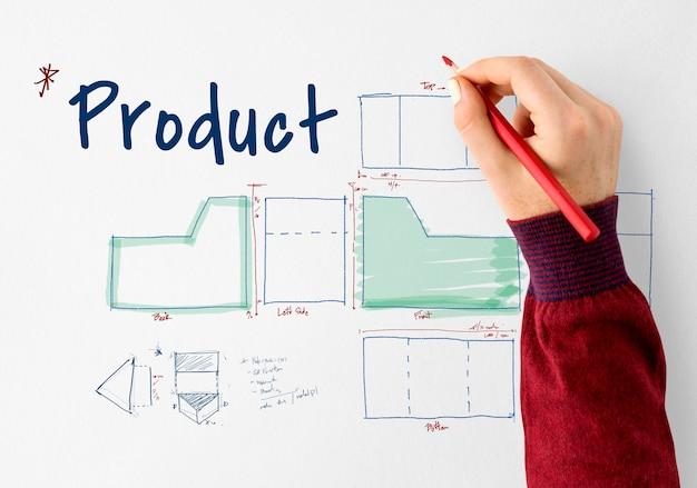 Montar el patrón de negocio de producción de fabricación