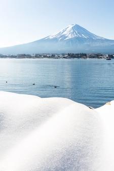 Monte montaña fuji