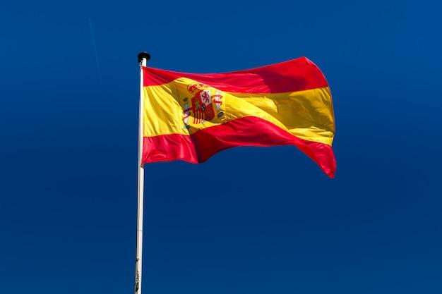 Montjuic hill en barcelona, cataluña, españa