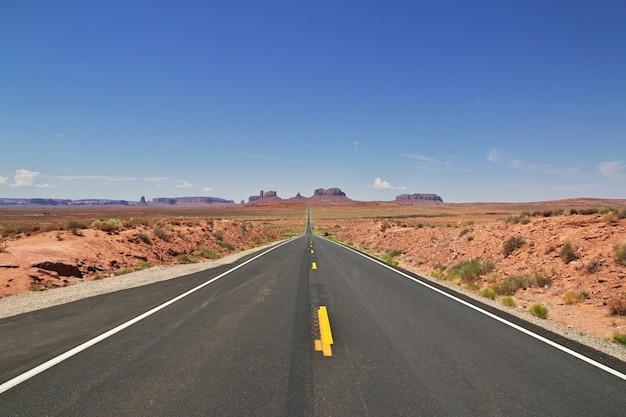 Monument valley en utah y arizona