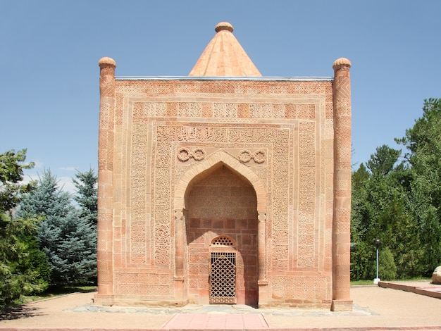 Monumento histórico arquitectónico.