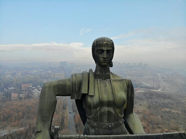 Monumento a la madre de armenia