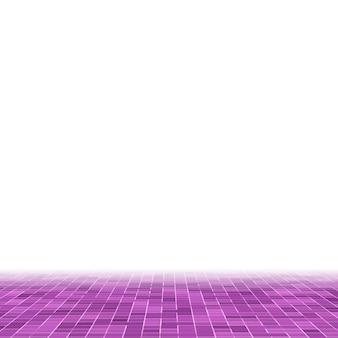 Mosaico cuadrado púrpura brillante para el fondo de textura.