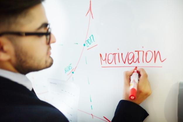 La motivación es importante