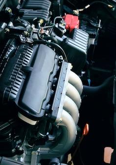 Motor del coche