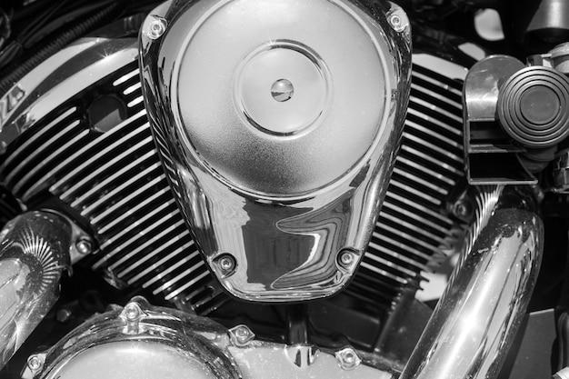 Motor de motocicleta