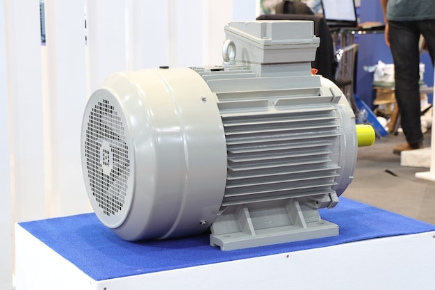 Los motores trifásicos para uso industrial
