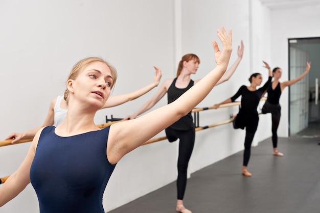 Movimiento de ballet