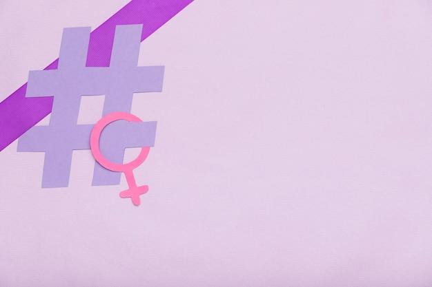 Movimiento del día internacional de la mujer