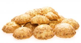 Mucha galleta de azúcar