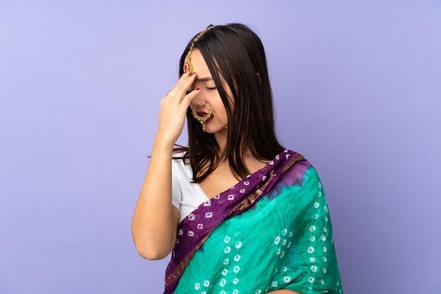 Muchacha india