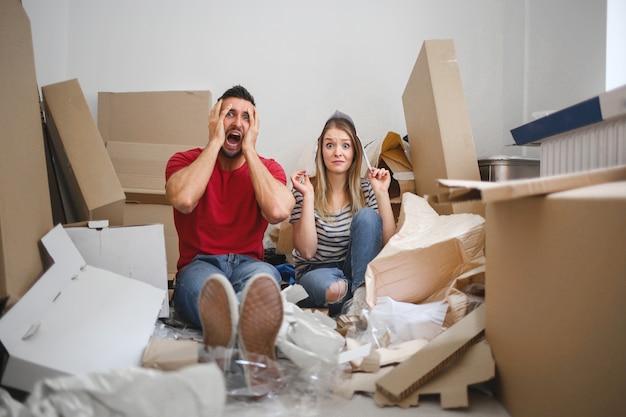 Mudarse a un nuevo hogar