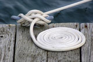 Muelle de la cuerda