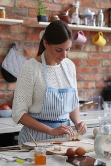 Mujer, cocina